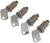 rola accessories and parts  replacement cores keys for roof racks - # 001 qty 4
