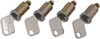 rola accessories and parts roof rack replacement cores keys for racks - # 001 qty 4