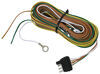 38955 - Tail Light Mount Hopkins Splices into Vehicle Wiring