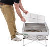 Fireside Outdoor Campfire Grill,Portable Fire Pit,Portable Grill Portable Grills and Fire Pits - 389CB001-QUAD