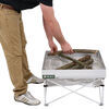 Portable Fire Pit with Heat Shield Portable Fire Pit 389CB001