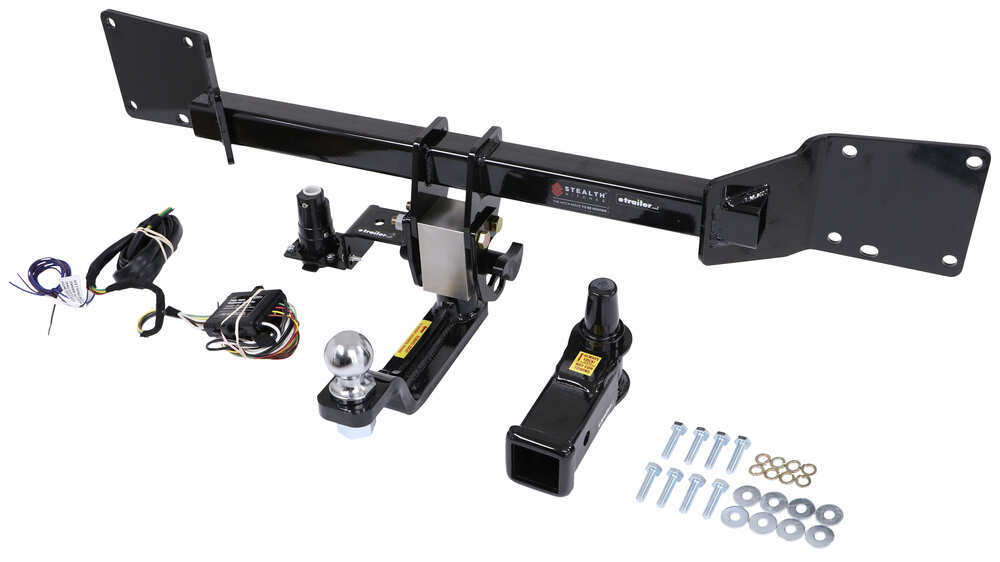 Stealth Hitches Completely Hidden Trailer Hitch - 391AUDQ518T