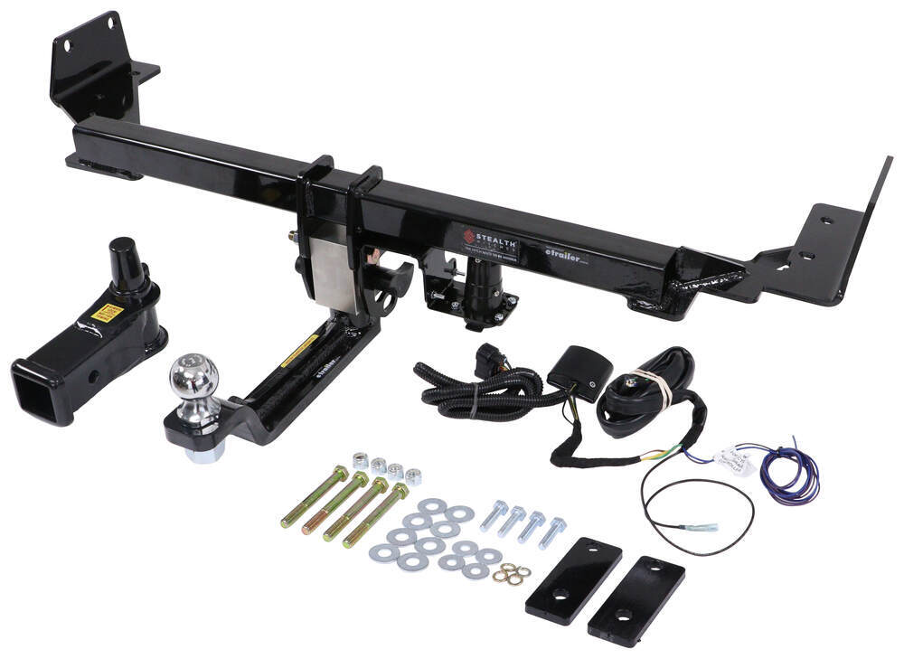 Stealth Hitches 600 lbs TW Trailer Hitch - 391KIATELL20T