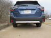 391SUOB20 - Completely Hidden Stealth Hitches Custom Fit Hitch on 2020 Subaru Outback Wagon