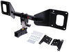 """Stealth Hitches Hidden Rack Receiver - Custom Fit - 2"""" 2 Inch Hitch 391TES317"""
