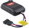 Tekonsha PowerTrac Electronic Brake Controller - 1 to 2 Axles - Time Delayed Dash Mount 39523