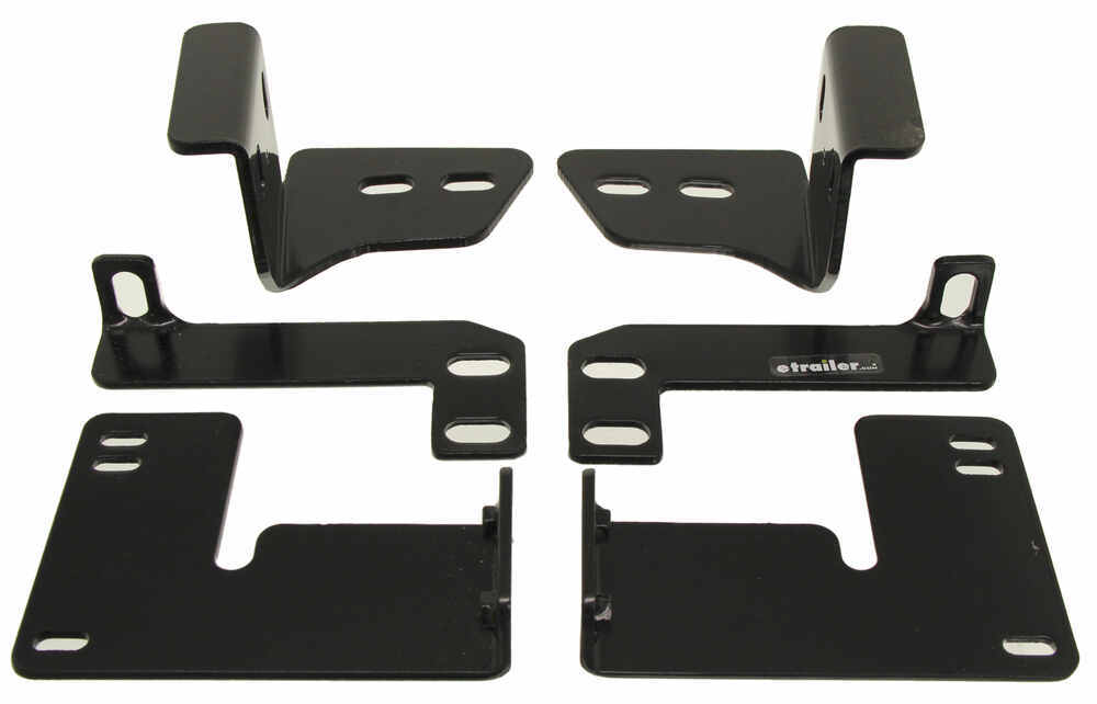 Accessories and Parts 40-221PK - Installation Kit - Westin