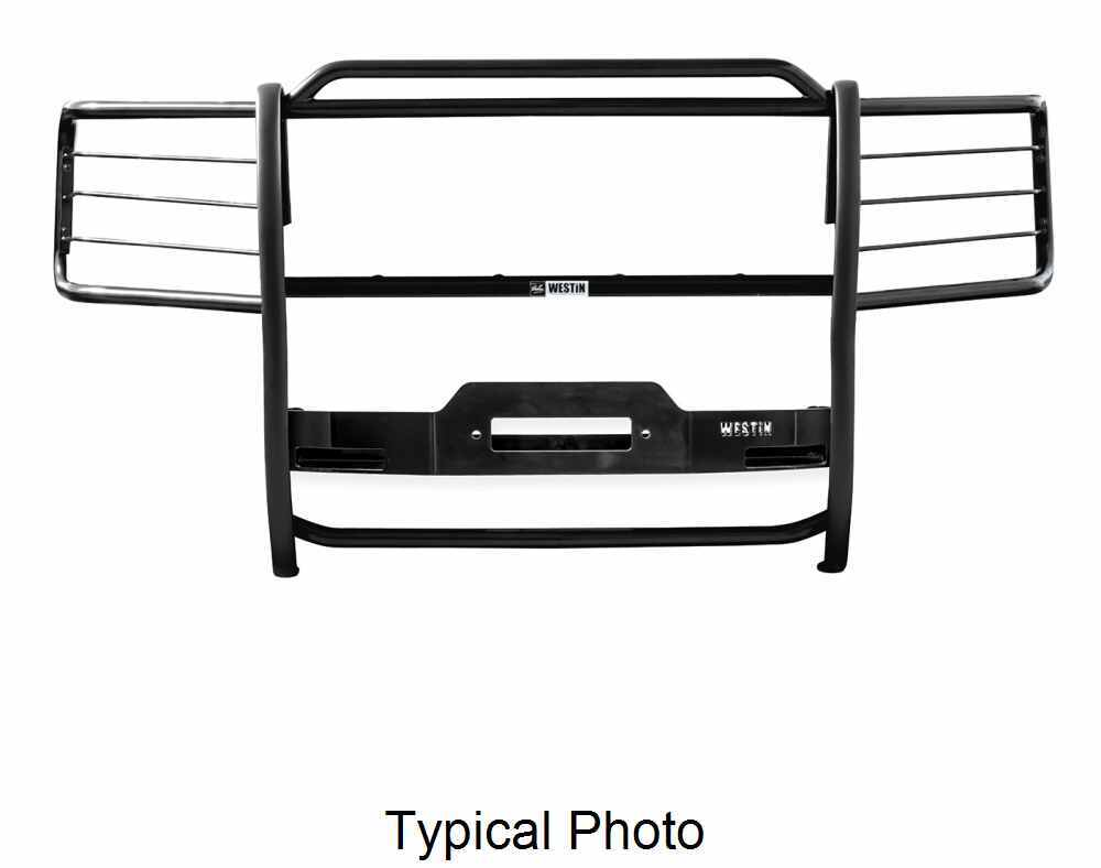 40-93905 - Steel Westin Full Coverage Grille Guard