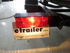 Wesbar Low Profile Trailer Tail Light - Submersible - 8 Function - Incandescent - Driver Side 8L x 3W Inch 403026