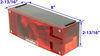 403076 - Red Wesbar Trailer Lights