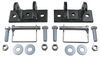 Replacement Bumper Bracket Kit for Draw-Tite, Reese and Tow Ready Adjustable Tow Bars Bumper Brackets 40602