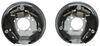 "Demco Hydraulic Brake Kit - Free Backing - Galvanized - 10"" - Left/Right Hand Assemblies - 3.5K 10 x 2-1/4 Inch Drum 40716-15"