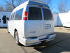 41155 - 4 Flat Hopkins Custom Fit Vehicle Wiring on 2014 Chevrolet Express Van