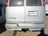 Custom Fit Vehicle Wiring 41155 - 4 Flat - Hopkins on 2014 Chevrolet Express Van