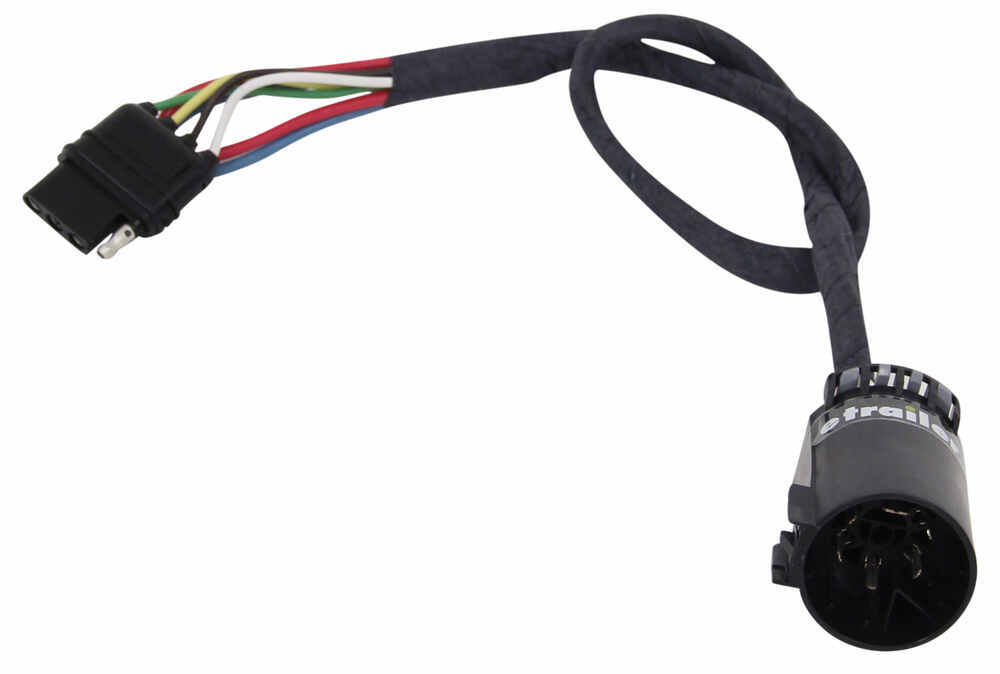 Hopkins 41155 Plug-In Simple Vehicle Wiring Kit Hopkins Towing Solution