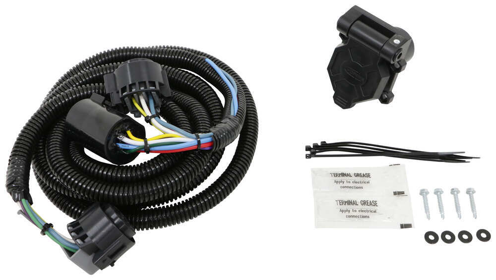 Hopkins Custom Fit Vehicle Wiring - 41157