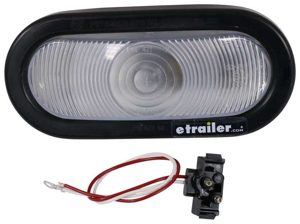 Trailer Lights 416K - Clear - Peterson