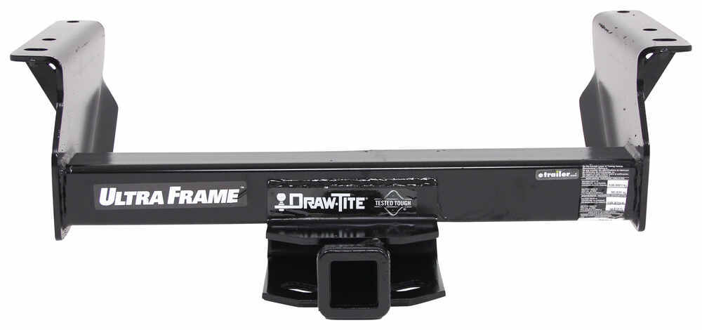 Trailer Hitch 41952 - Visible Cross Tube - Draw-Tite