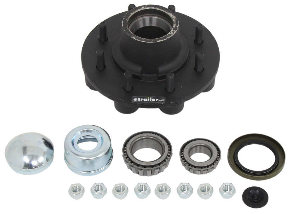 42865-KIT - 14125A Dexter Axle Trailer Hubs and Drums