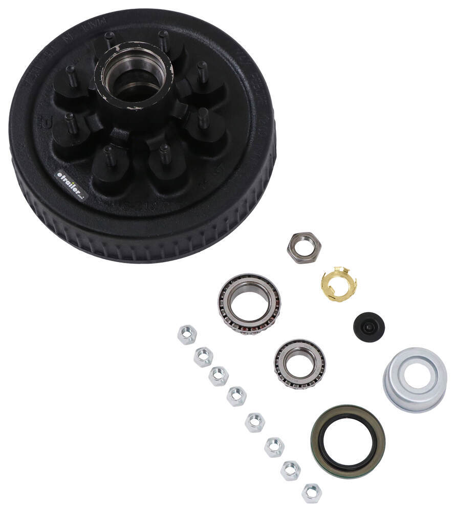 Dexter Axle Trailer Hubs and Drums - 42866UC3-EZ