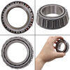 """Dexter Trailer Hub and Drum Assembly - 7K lb E-Z Lube Axle - 12"""" - 8 on 6-1/2 - 1/2"""" Studs EZ Lube 42866UC3-EZ"""
