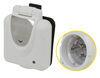 furrion rv power inlets 30 amp twist lock male plug square 431861