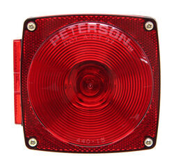 How Does Wiring Run to the Peterson Trailer Light part # 432400 |  etrailer.cometrailer.com
