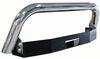 Westin MAX Stainless Steel Bull Bar with Black Powder Coated Steel Winch Mounting Tray Black 46-43610-23615