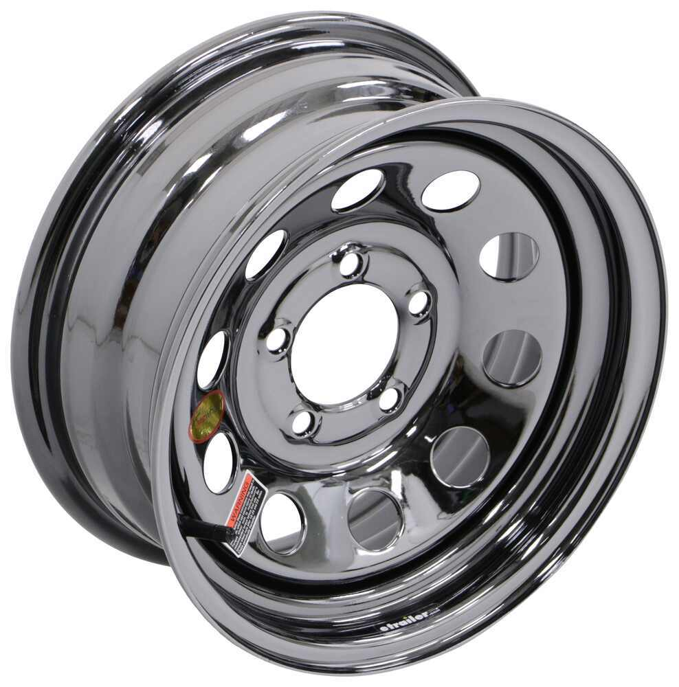 460545MBPVD - Steel Wheels - PVD,Boat Trailer Wheels Taskmaster Trailer Tires and Wheels