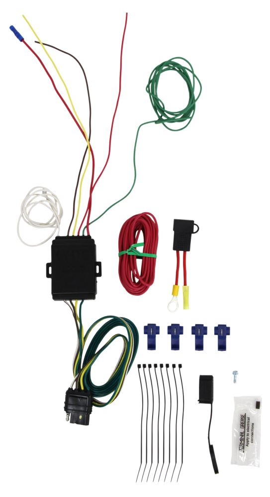 Hopkins Active Tail Light Converter with Install Kit 4 Flat 46255