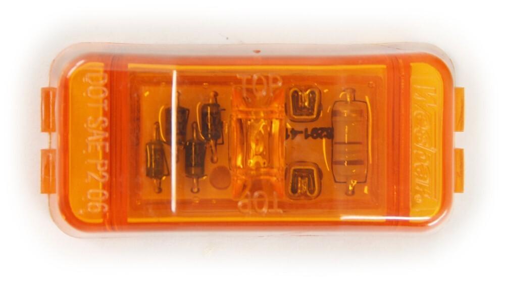 Trailer Lights 47-203667 - Rear Clearance,Side Marker - Wesbar