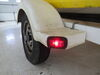 Wesbar LED Trailer Clearance or Side Marker Light - Submersible - 1 Diode - Rectangle - Red Lens Red 47-203668