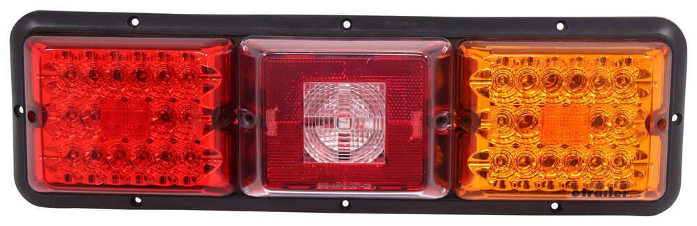 47-84-104 - Rectangle Bargman Tail Lights