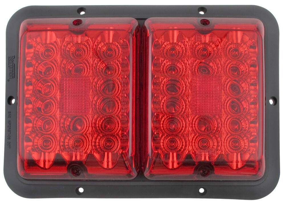 47-84-527 - Recessed Mount Bargman Tail Lights