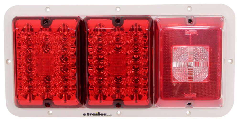 Trailer Lights 47-84-530 - Stop/Turn/Tail/Backup,Rear Reflector - Bargman