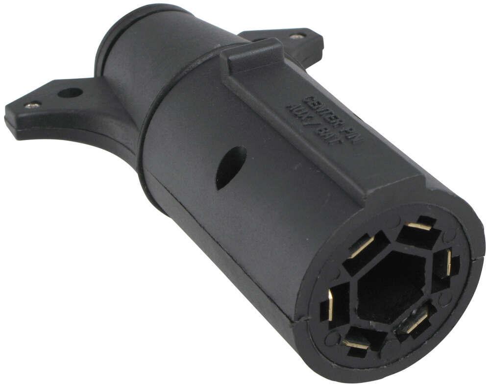 47549 - 6 Round Hopkins Wiring Adapters