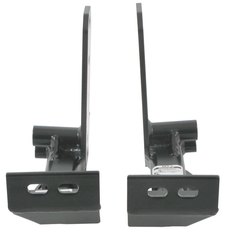 Roadmaster Crossbar-Style Base Plate Kit - Removable Arms Hitch Pin Attachment 483-1