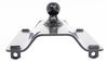 Pro Series 25K Gooseneck Plate for Fifth Wheel Rails by Draw-Tite, Hidden Hitch and Reese 25000 lbs GTW 49080