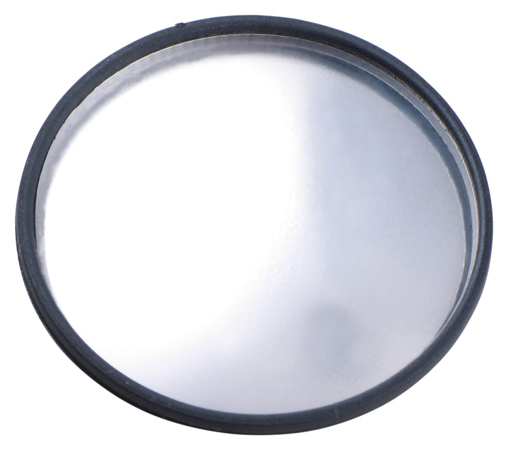 "Hot Spot Mirror 2"" Round Convex Stick On Universal 49102"