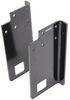 "16"" Weld-On Bracket Kit for Draw-Tite Class V Ultra Frame Service Body Trailer Hitch Brackets 4916"