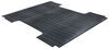 Westin Custom Fit Truck Bed Mat - Rubber - Black 5/16 Inch Thick 50-6175