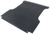 Westin Custom Fit Truck Bed Mat - Rubber - Black Bare Bed Trucks,Trucks w Spray-In Liners 50-6385