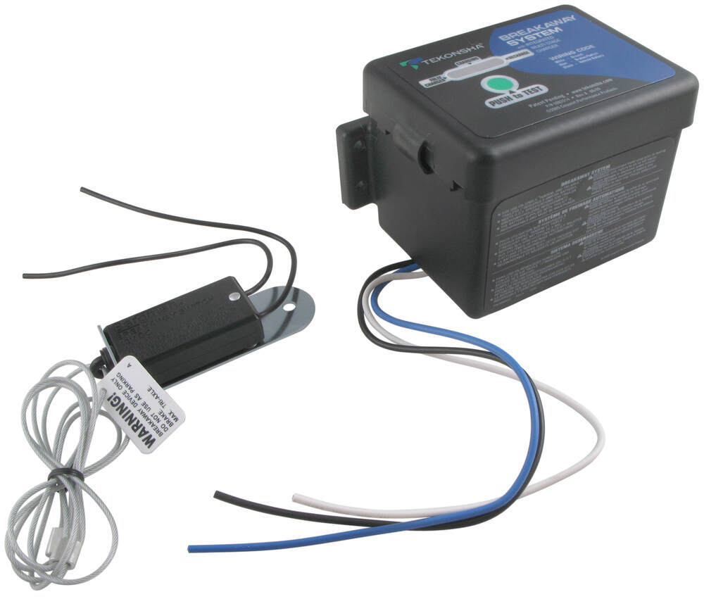 50-85-313 - Top Load Tekonsha Kit with Charger