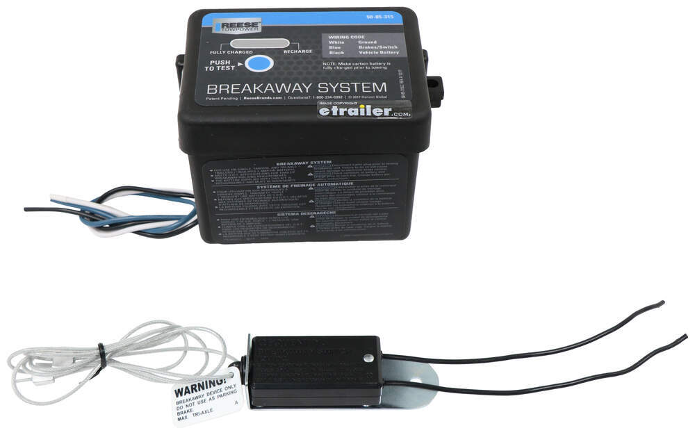 Pro Series Trailer Breakaway Kit - 50-85-315