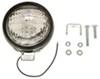 Peterson PAR 36 Work Light w/ Mounting Bracket - Trapezoid Beam - Rubber Housing - Clear Lens White 507-12