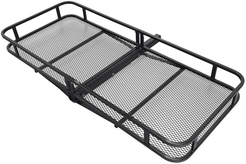 """24x60 Surco Cargo Carrier for 2"""" Hitches - Steel - 500 lbs 24 Inch Wide 52018"""