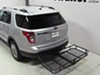 """24x60 Surco Cargo Carrier for 2"""" Hitches - Steel - 500 lbs 60 Inch Long 52018 on 2013 Ford Explorer"""