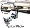 Roadmaster Crossbar-Style Base Plate Kit - Removable Arms Twist Lock Attachment 523168-1