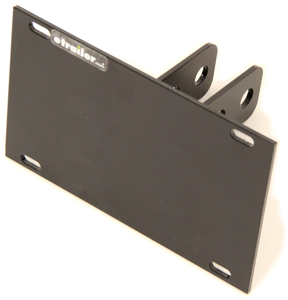 Draw-Tite License Plate Holder Accessories and Parts - 5443