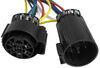 54701-003 - 7 Feet Long Bargman Custom Fit Vehicle Wiring